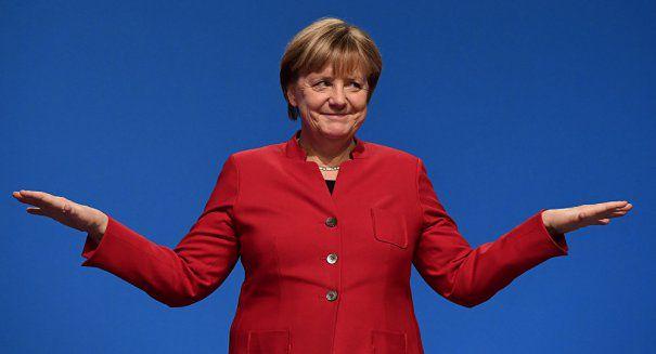 Angela Merkel cancelar al Germaniei