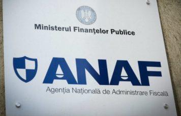 ANAF trimite decizii de impunere