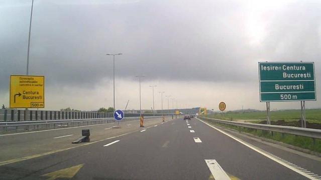 Autostrada Urbana finalizare