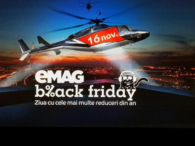 eMAG reduceri de Black Friday