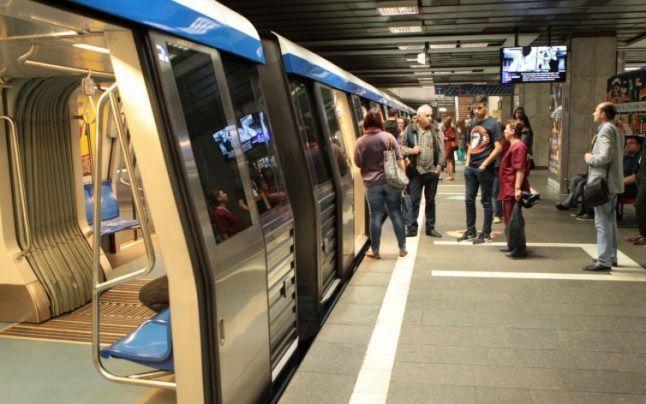 Greva Metrorex