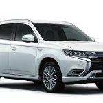 noua generatie Mitsubishi Outlander PHEV