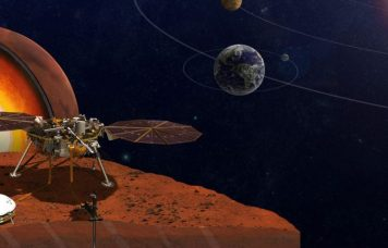 Satelit NASA InSight