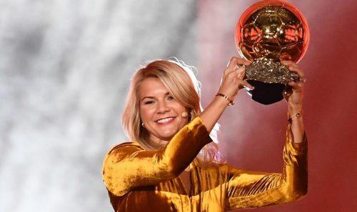 Primul Balon de Aur Feminin