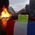 Protest Vestele Galbene