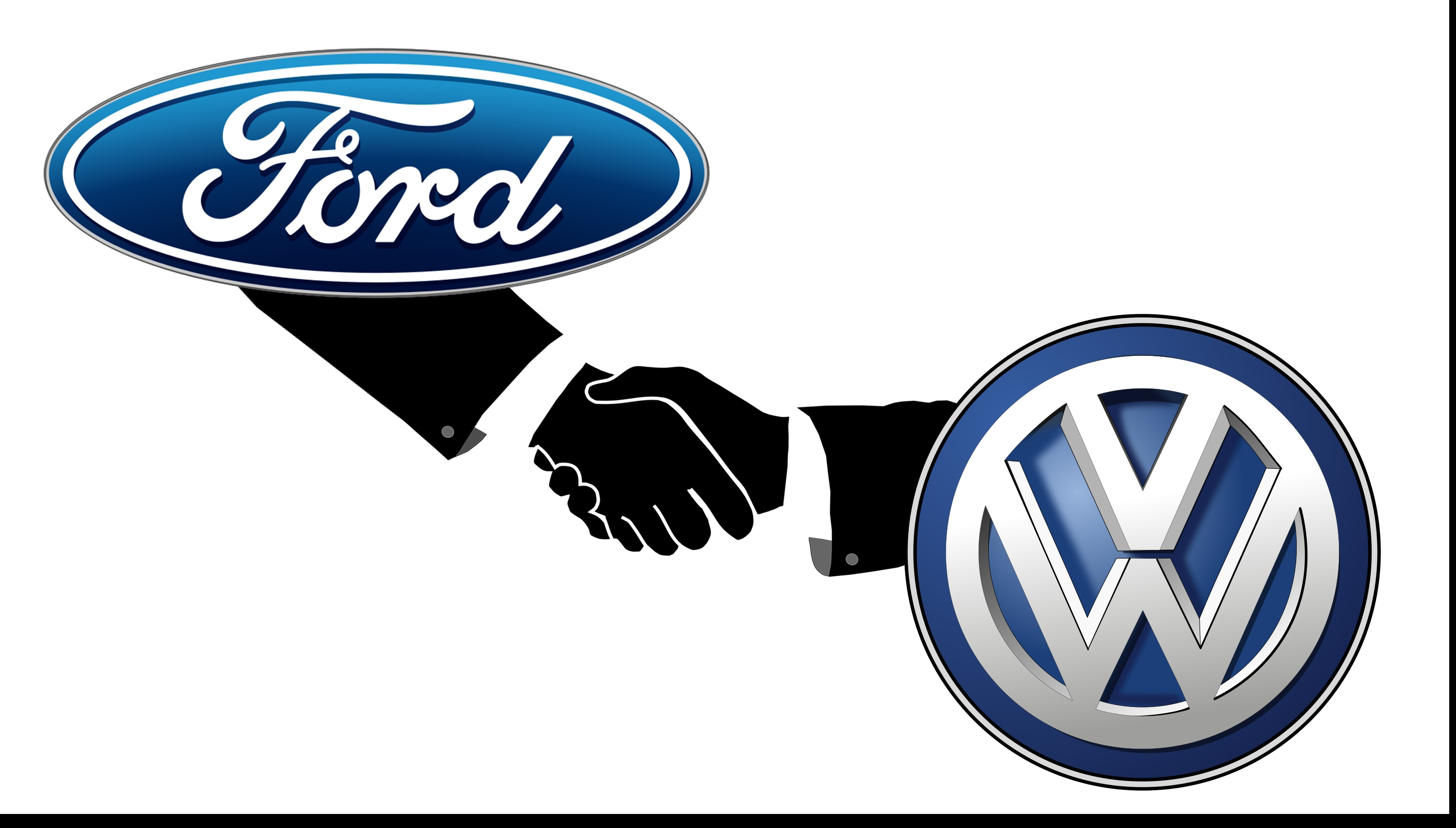 Ford si Volkswagen