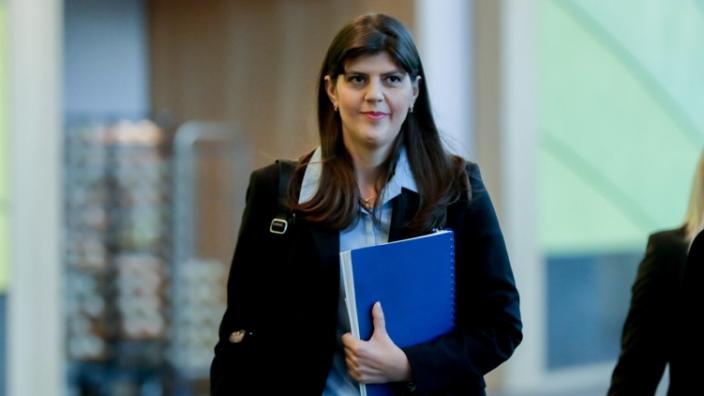 Laura Codruta Kovesi procuror sef european