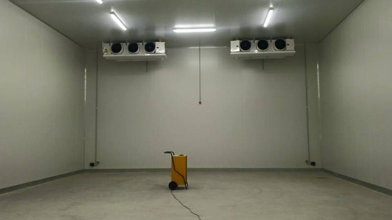 camera frigorifica